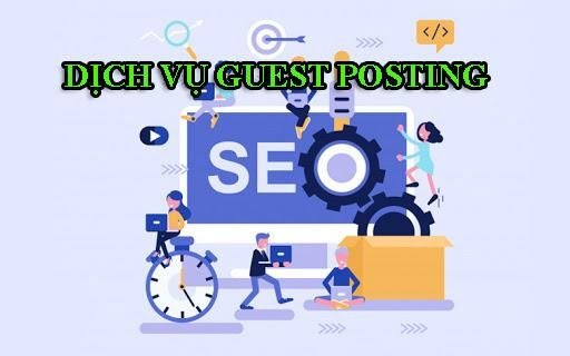 Dịch vụ Guest Posting